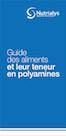 Guide des aliments et leur teneur en polyamines